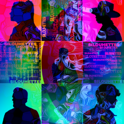 freetoedit picsart vipshoutout silhouette silouette editing challenge blackandwhite gallerywall gallery dailytag dailyinspiration dailychallenge portrait portraitphotography portraitofawoman remix remixit remixed