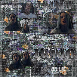 blacklivesmatter billieeilishcomplex billieeilishedit billieeilish buryafriend complex darkedit remixit freetoedit