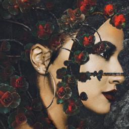 artisticportrait myedit undefined remixed doubleexposure