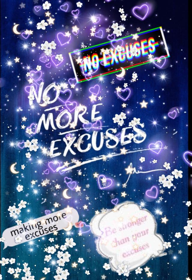 #excuse