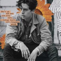 colesprouse dylansprouse jughead jones jugheadwuzhere lilireinhart madelinepetsch vanessamorgan kjapa sunflower remix replay picsart freetoedit