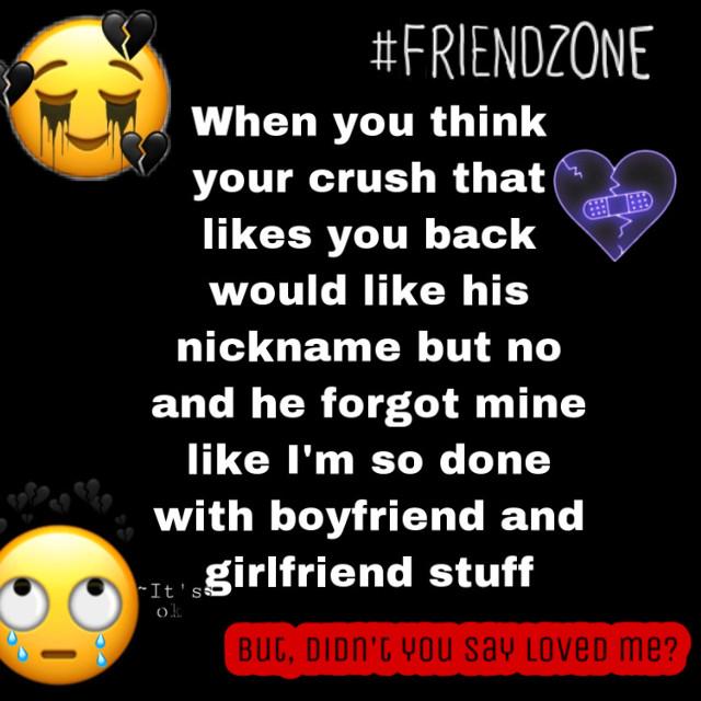 #friendzoned?