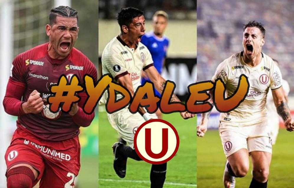 #Universitario #YdaleU #Universitariodedeportes