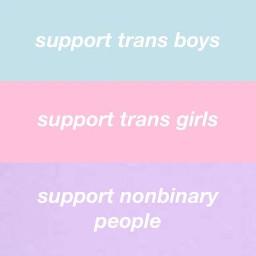 respect blacklivesmatter transgender lgbt support everyoneisequal freetoedit