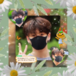fairy messy soft cute softcore cottagecore strawberry fairycore koo jungkook bts kpop