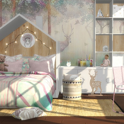 freetoedit 3d room emptyroom background house bedroom pink aesthetic girly pastel