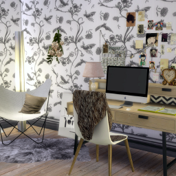 freetoedit 3d room emptyroom background house bedroom apartment aesthetic loft