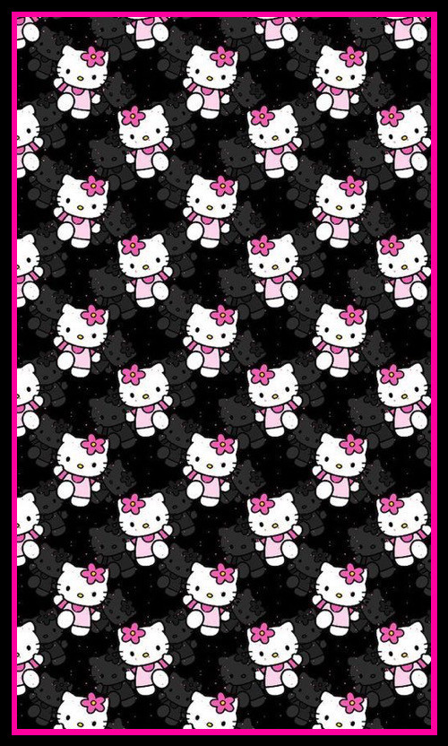 #wallpaper #background #backgroundsticker  #backdrop #hellokitty #hellokittylover #black #popart #japan #japanesecartoon #cartoon #pattern #kittylove #hellokittyaddict #cat @aliciacoleman9 ~ FOR MORE #HELLOKITTY #STICKERS AND #BACKGROUNDS #FOLLOWME.