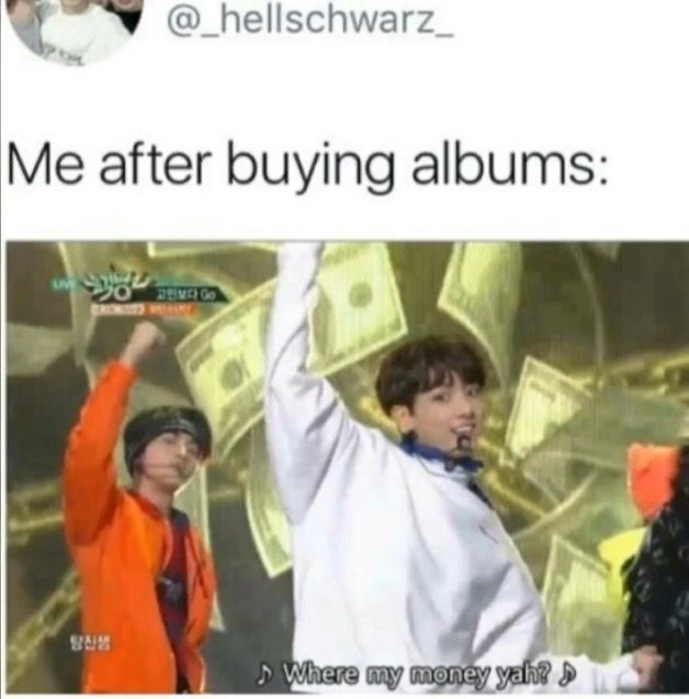 Bruh the first time i I entered an album store this was me😂😂  Taglist💜💚💖: @fantaesyy @bxby_lion_ @nct776  @staysomnia_4ever   @haechansohcanada @luna_winter_luv   @multifan14   @lujeno  @yoongi_support_bot   @softy_innie   @rymlaaroussi  @-kevins_moonie- @alpacmin @milkuclub @-matryosuga- @lilstarwars @etherealaesthetics @kpop_blossom2468 @thelast_moonlight @ncityy_07 @stuckwithmyself @iiibxbbles @we_vibin_ @bts___x___blackpink_  @maqnxejams @waterlemun @kpophole29 @dancedancewithme  Repost to be added  Dm me🤫to be removed  Dm me🤭if you change ur account name  Dm me 🤦♀️ if I spelled your account name wrong   #bts #btsmemes #gogobts #kpop #kpopmemes #lol #funnyaf #freetoedit
