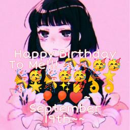 itsmybirthday birthdaygirl haikyuu bday offbreak september2020 september19