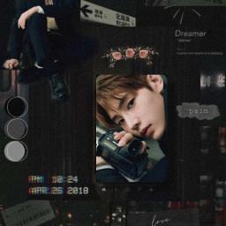 aesthetic korea kpop walpaper walpaperkpop walpaperaestic sunghoon sunghoonsechskies koreanidol aestheticwallpaper freetoedit