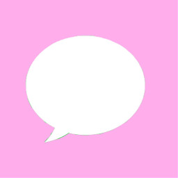 iphone imessage message text pink babypink app icon pinkaesthetic