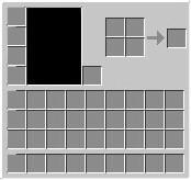 minecraft inventory mc crafting mine craft slots armor