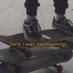 skateboard bored lonely aesthetic text skater skateboarder freetoedit