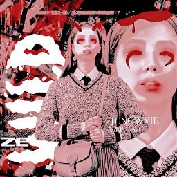 freetoedit kpop jisoo kimjisoo blackpink jennie aesthetic psdedit scary imagination minimalism