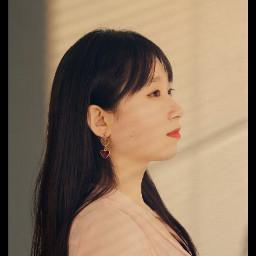 asianbeauty asianwoman shadow earring makeup