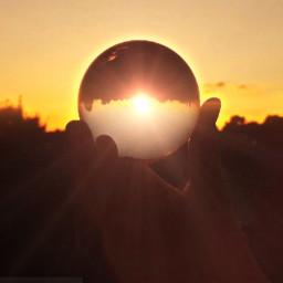 sun pcgoldenhour goldenhour