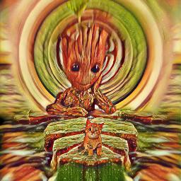 freetoedit picsart remixed remixit myedit photoedit photomanipulation digitalart digitaledit madewithpicsart editedbyme editedwithpicsart surrealism magic fantasy stayinspired picsarteffects unsplash pexels shutterstock pastickers groot kitten