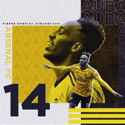 aubameyang arsenal football