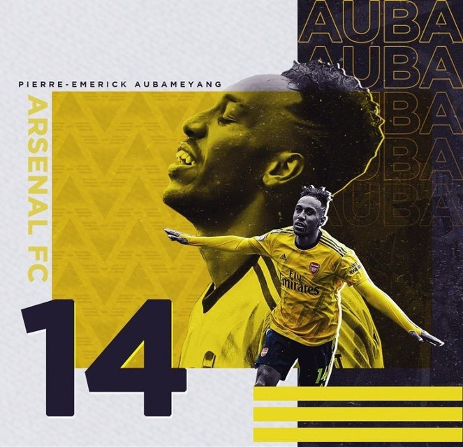 #aubameyang #arsenal #football