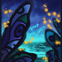 surreal surrealisticworld surrealart owlcity fireflies childhood hollipolliyozza background scenery myart newart draw OriginalCharacter myart Hollipolliyozza Drawing drawingart Drawingillustration mydesign Art illustration artdrawing teamsqushiis nosquishii