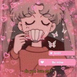 freetoedit aesthetic picsart heypicsart instagram aestheticgirl aestheticpink aestheticedit replay losamo :vv :> :3 :0 loveyou animegirl seilormoon idol lol like ❤️ 🤡 🍫 🌈arcoiris 🌈rainbows