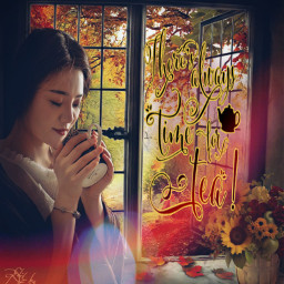 autumn herbst women womens frau natur nature lifeisbeautiful life leben art kunst kreativ kreatif kreatif_art kreativekreations tee tea teatime trinken drinking freetoedit