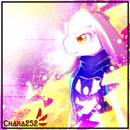 freetoedit undertale undertalefanart undertaletoriel toriel heartache colorful anime ibispaintx
