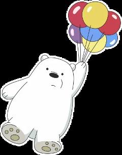 doodle bear volar oso escandalosos polar escandalosos:v escandalosospolar globos🎈 globo globos dibujo dibujos draw freetoedit