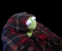 meme frog kermit fun freetoedit