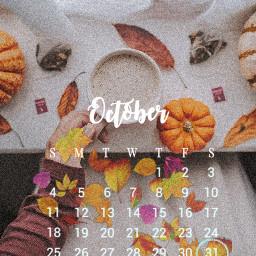 octobercalendar calendarchallenge fall autumn cozy edits picsartchallenge srcoctobercalendar freetoedit