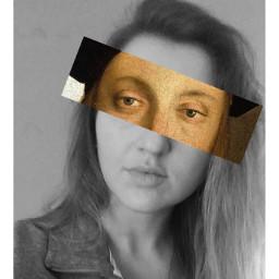 bandaid paint interesting people painting doubleface freetoedit