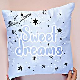 freetoedit pillow whitepillow white sweetdreams ircdesignapillow