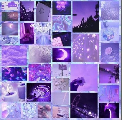 purpleaestheticbackground