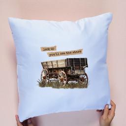 texas cowboys western southern pillow ircdesignapillow designapillow freetoedit