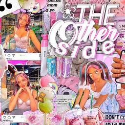 doux fairy douxfairy complexedit complex edit aesthetic pink pastel pastelpink theotherside youtube instagram