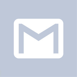 gmail gmaillogo personalizedlogo bluegray freetoedit