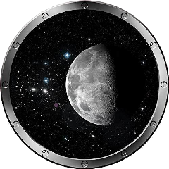 blackandwhite door circle hole planet sky fstickers freetoedit