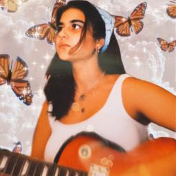 music guitar interesting cute aetshetic eletricguittar guitarrist buterflies happy vsco vscogirl vscoedit vscogirledit aestheticedit tumblr people stepbystep orange orangedit professional freetoedit