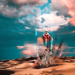 levitation fantasy surrealist picsart freetoedit