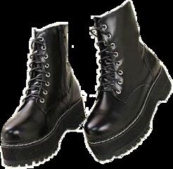 shoes shoe black blackshoes png pngsticker boots blackboots freetoedit