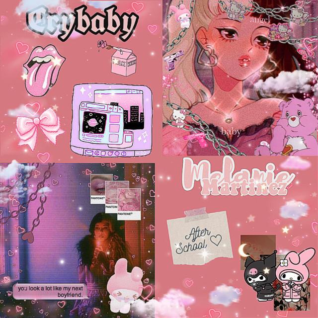 #melaniemartinez #pink #pinkaesthetic #grunge 💖🍬
