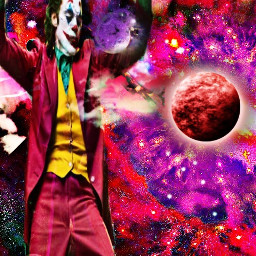 jokerart planets colors fantasyartwork galaxy freetoedit