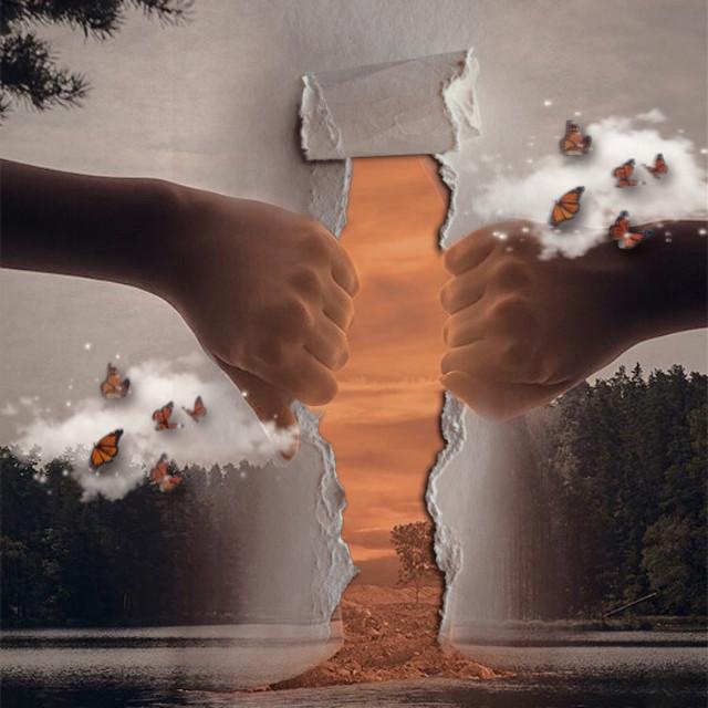 #hands #breakthroughportrait #butterflyeffect