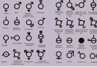 There are more than 2 genders #genderpride