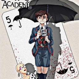 umbrellacademy fivehargreeves aidangallagher