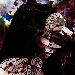 veins myart scary awakening interesting nightmare