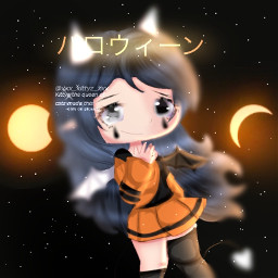 freetoedit halloween orange moon cute japan star demonoutfit halloweenoc gachalifehalloweenoc gacha gachalife gachaclub gachalifeedit gachalifeedits gachalifeeditz kitty kittyz kittyzedit draw drawing art gachaart gachaclubhalloweenparty