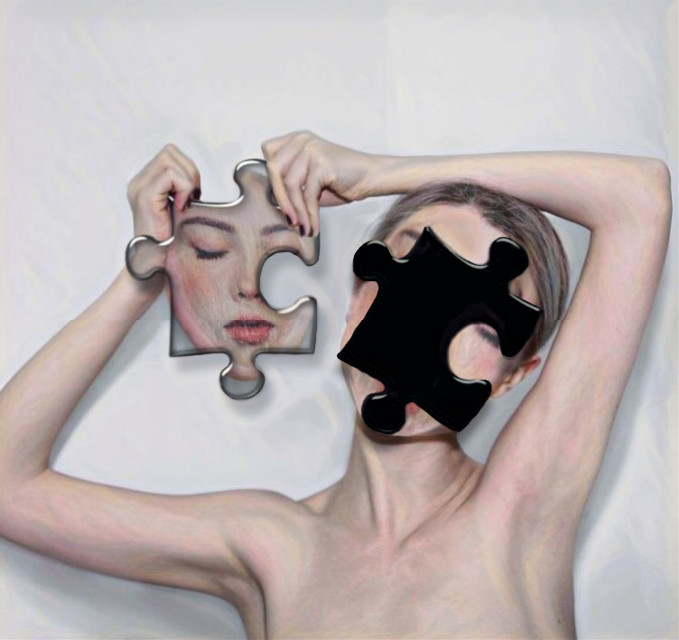 #face #puzzlepieces #puzzelface #srcpuzzlepieces #freetoedit