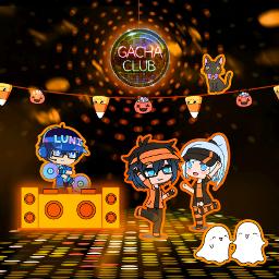 gachaclub gachalife lunime lunimegames avatar halloweenparty gachacluboutfit gachalifeedits gachalifecharacters freetoedit